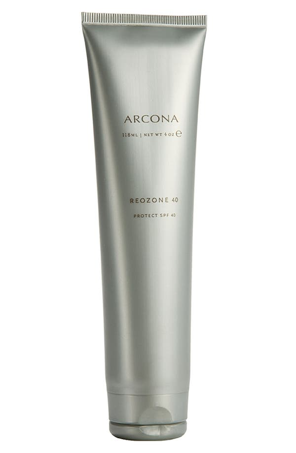Alternate Image 1 Selected - ARCONA 'Reozone 40' Sunscreen