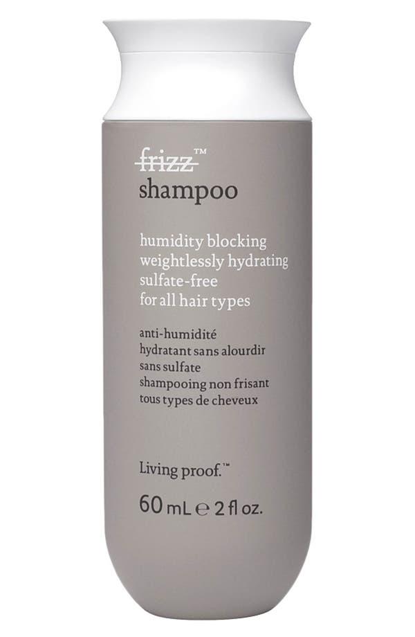 'No Frizz' Humidity Blocking Shampoo for All Hair Types,                             Main thumbnail 1, color,