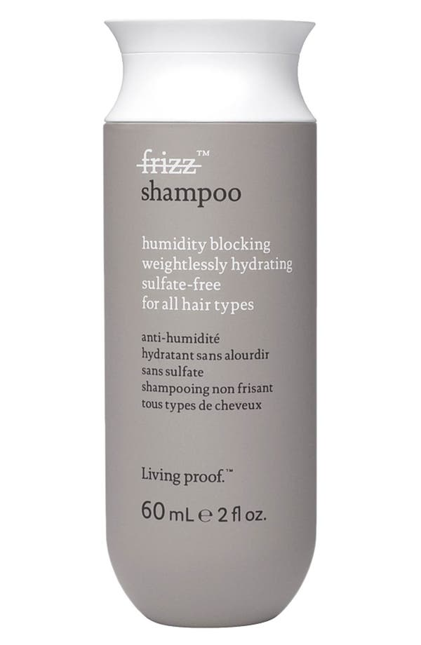 Main Image - Living proof® 'No Frizz' Humidity Blocking Shampoo for All Hair Types (2 oz.)