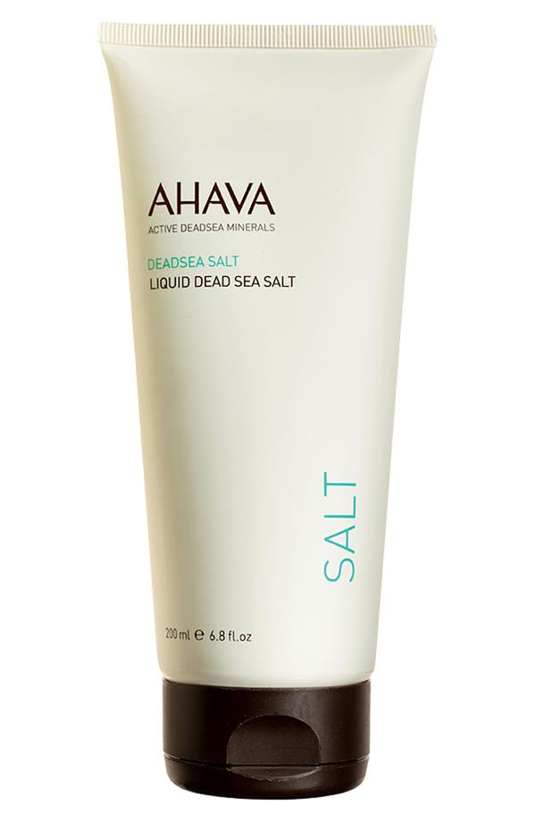 Alternate Image 1 Selected - AHAVA Liquid Dead Sea Salt