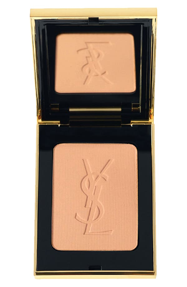 Main Image - Yves Saint Laurent Radiant Pressed Powder Compact