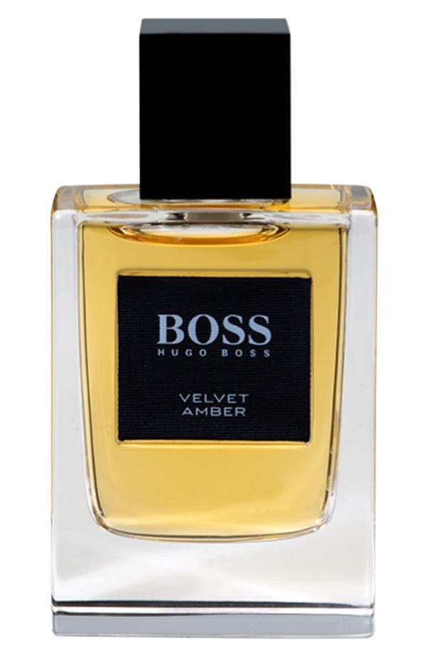 Alternate Image 1 Selected - BOSS 'The Collection - Velvet Amber' Eau de Toilette (Nordstrom Exclusive)