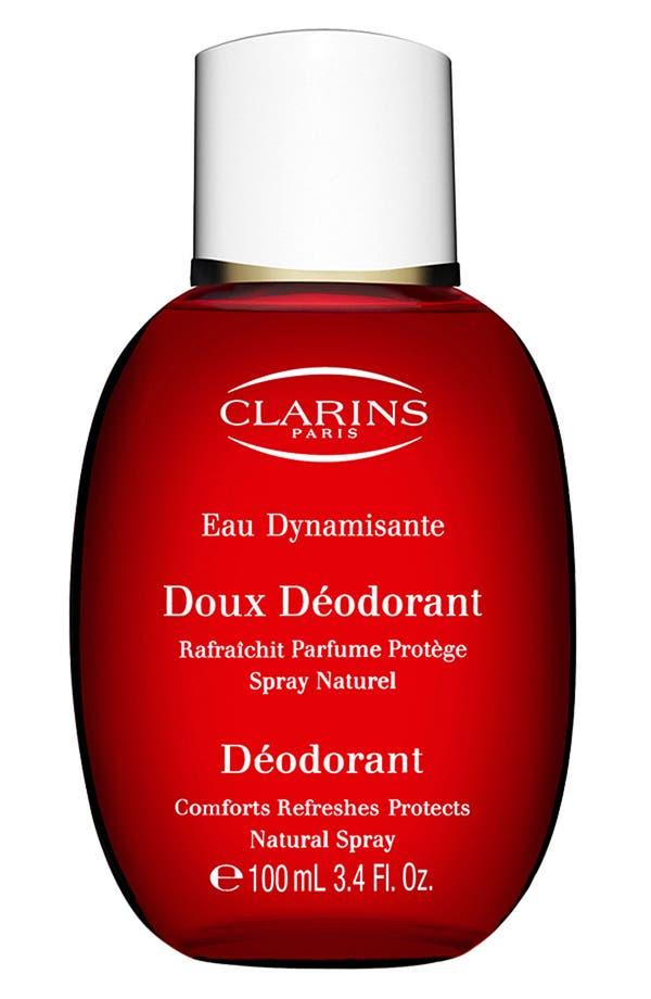 Alternate Image 1 Selected - Clarins 'Eau Dynamisante' Deodorant