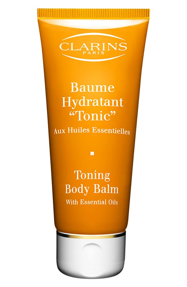 Alternate Image 1 Selected - Clarins Toning Body Balm