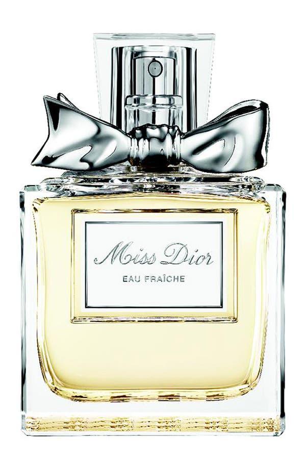 Main Image - Dior 'Miss Dior Eau Fraîche' Eau de Toilette