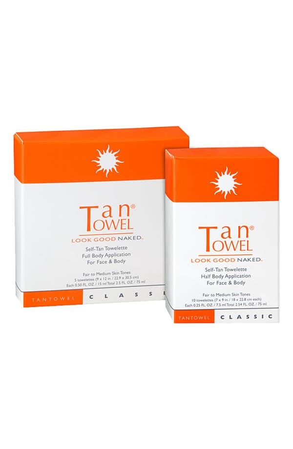 Alternate Image 1 Selected - TanTowel® Half Body Application - Classic (10-Pack)