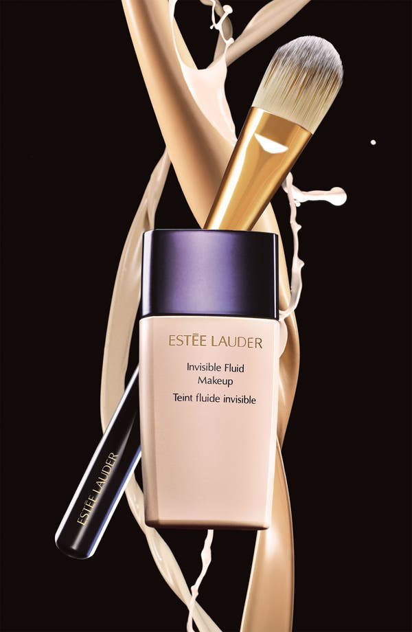 Alternate Image 2  - Estée Lauder 'Invisible Fluid' Makeup