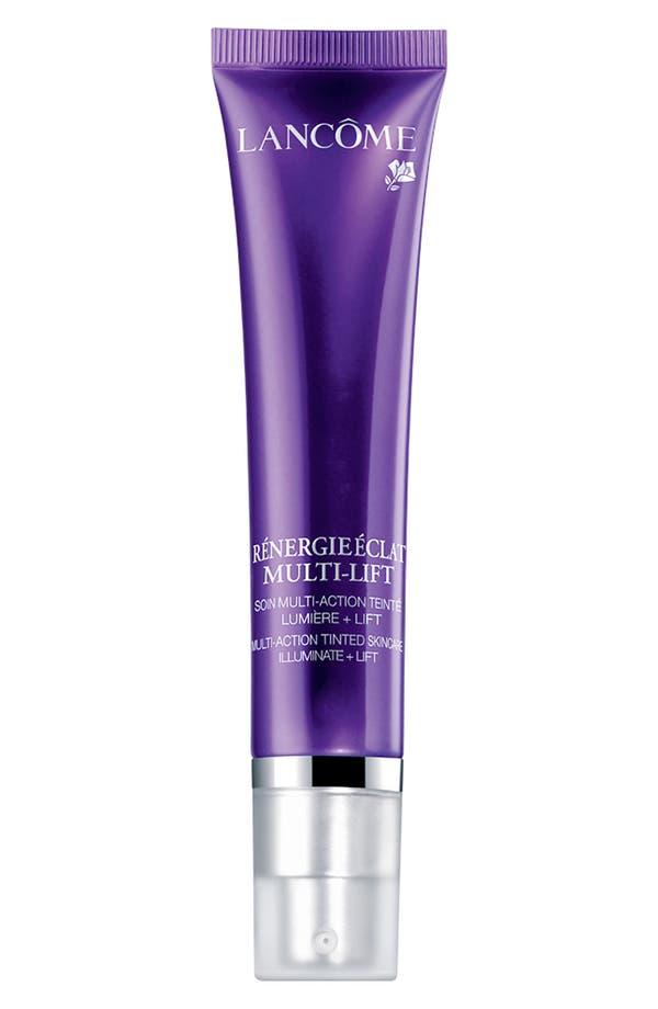 Main Image - Lancôme 'Rénergie Éclat Multi-Lift' Multi-Action Tinted Skincare