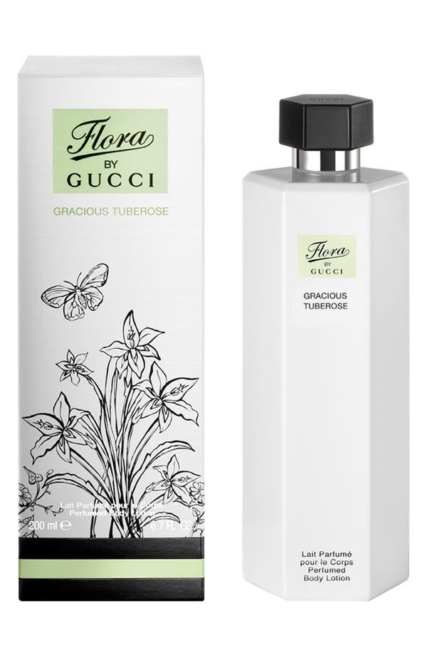 Alternate Image 2  - Gucci 'Flora by Gucci - Gracious Tuberose' Body Lotion