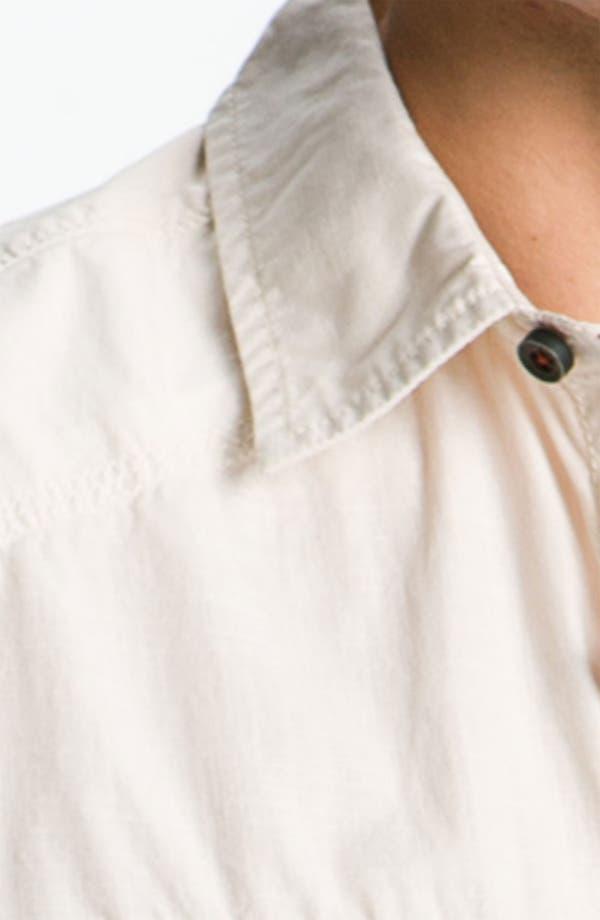 Alternate Image 3  - Jeremiah Chambray Woven Shirt