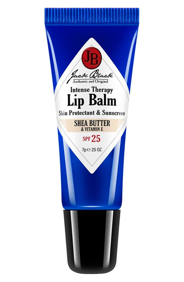 Alternate Image 1 Selected - Jack Black 'Intense Therapy' Lip Balm SPF 25