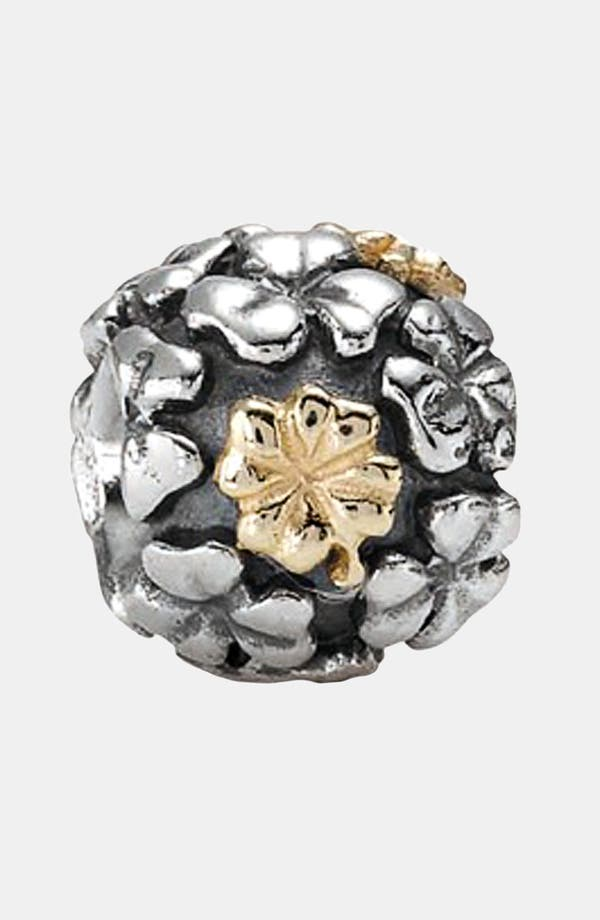 Alternate Image 1 Selected - PANDORA 'Lucky Clover' Charm