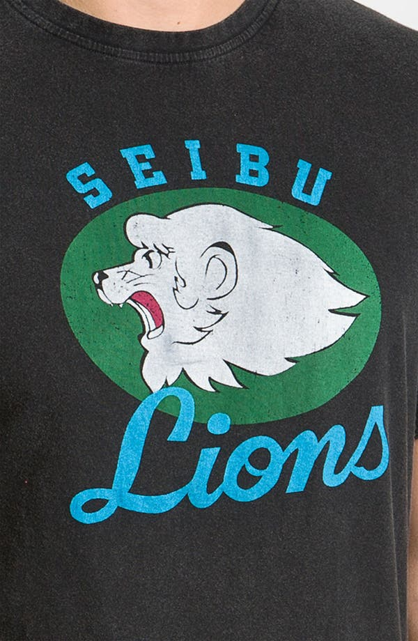 Alternate Image 3  - Red Jacket 'Saitama Seibu Lions' Regular Fit Crewneck T-Shirt (Men)