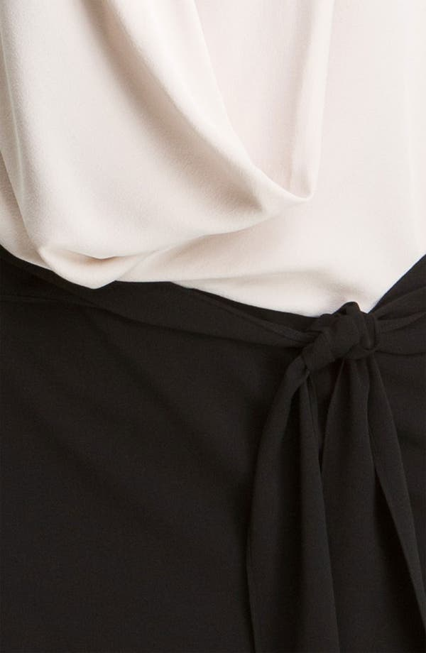 Alternate Image 2  - Diane von Furstenberg 'Reara' Colorblock Dress