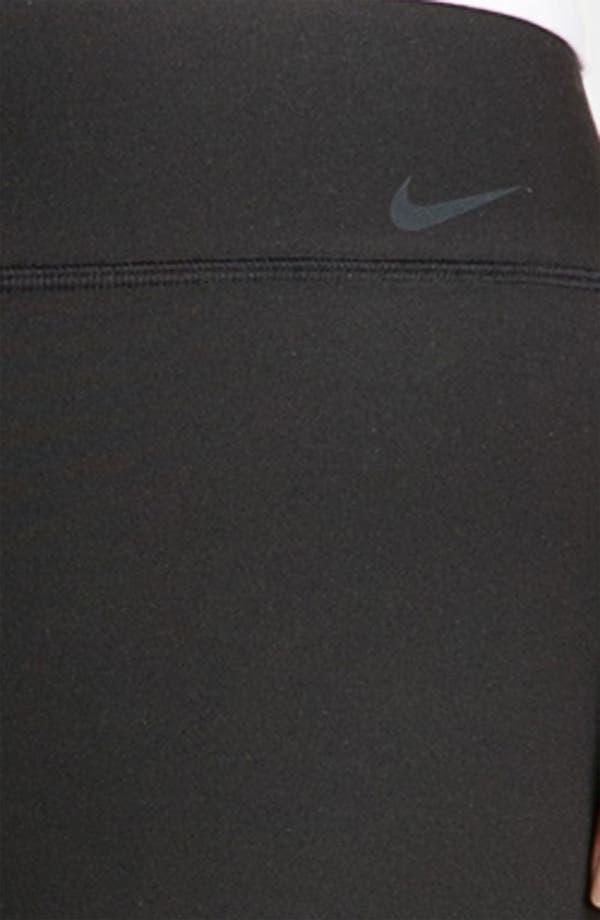 Alternate Image 3  - Nike 'Legend' Capris (Plus Size)