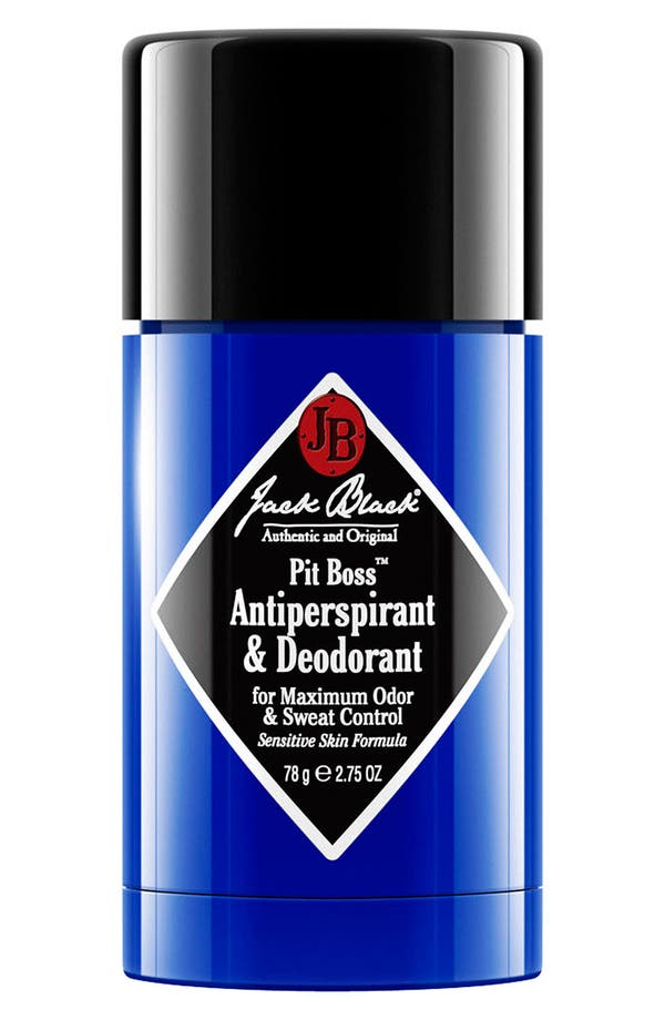 Alternate Image 1 Selected - Jack Black 'Pit Boss' Antiperspirant & Deodorant