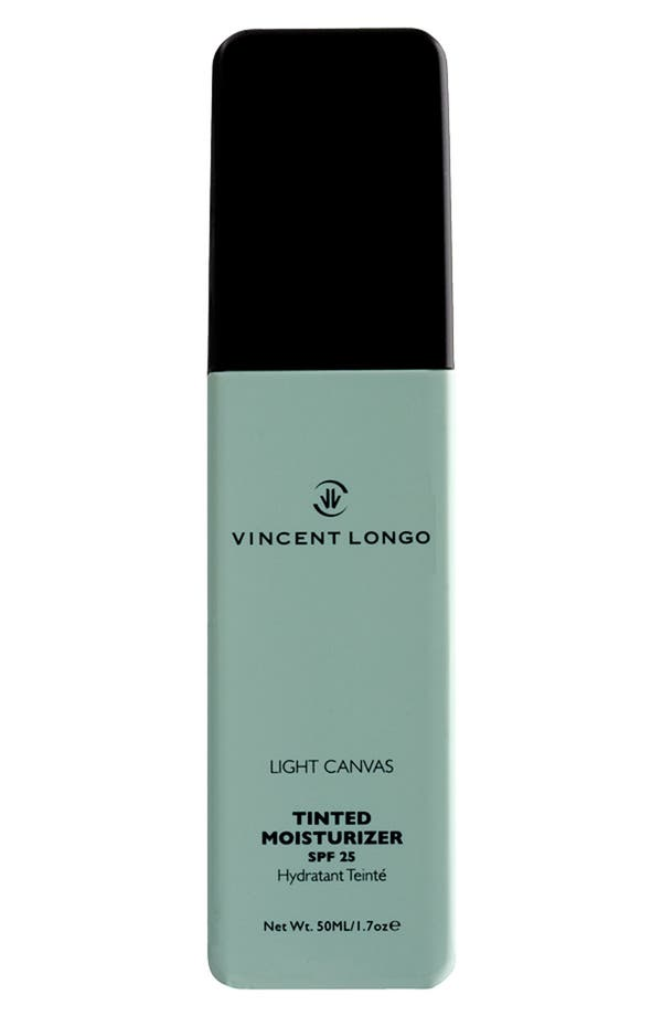 Alternate Image 1 Selected - Vincent Longo 'Light Canvas' Tinted Moisturizer SPF 25