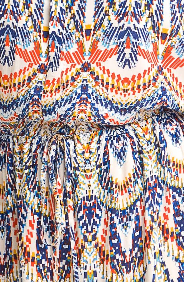 Alternate Image 3  - Eight Sixty Blouson Sleeveless Dress (Plus)