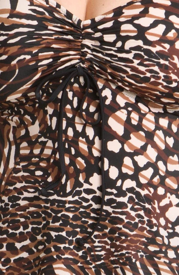 Alternate Image 3  - Elomi 'Yarra' Layering Flared Tankini Top (Plus Size)