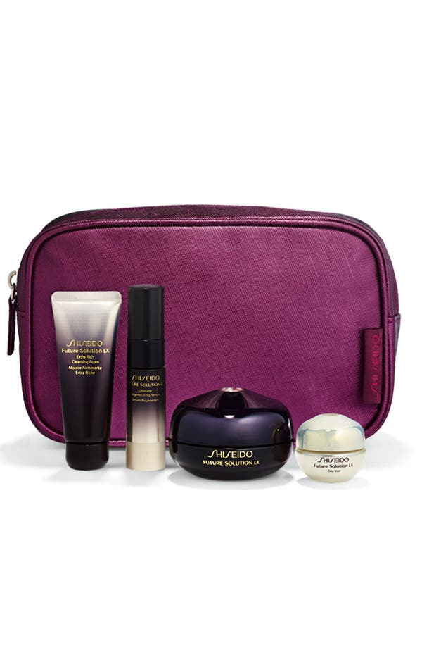 Main Image - Shiseido 'Future Solution LX' Skincare Set (Nordstrom Exclusive) ($207 Value)