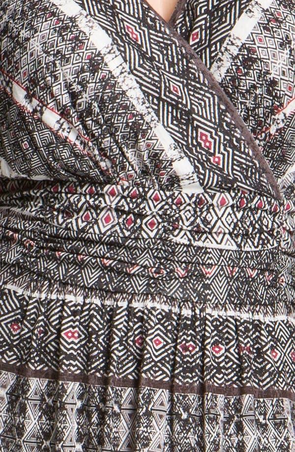 Alternate Image 3  - Nic + Zoe 'Barcelona Block' Dress (Plus)