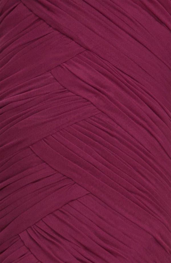 Alternate Image 3  - Veni Infantino Weave Detail Mesh Fishtail Gown & Bolero
