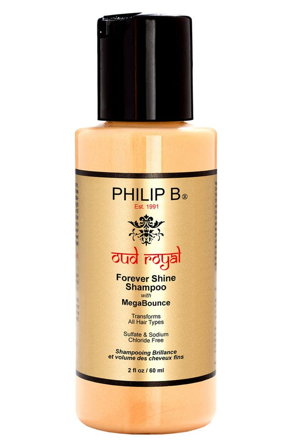 SPACE.NK.apothecary PHILIP B<sup>®</sup> Oud Royal Forever Shine Shampoo,                             Alternate thumbnail 2, color,