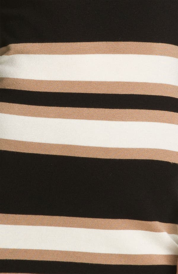 Alternate Image 3  - French Connection 'Bambi Knits' Multi Stripe Sweater Dress