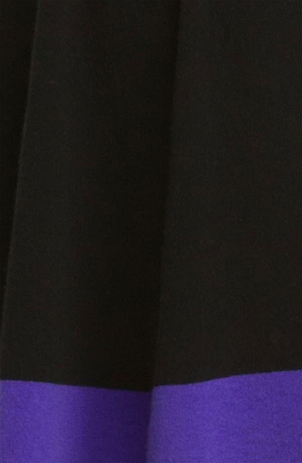 Alternate Image 3  - autumn cashmere Colorblock Flared Dress