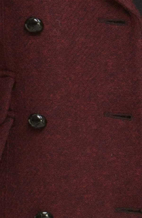 Alternate Image 3  - Smythe Double Breasted Wool Blend Coat