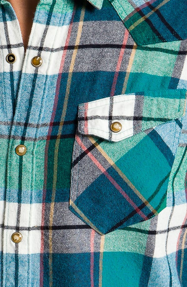 Alternate Image 3  - The Rail by Public Opinion Cotton Flannel Shirt