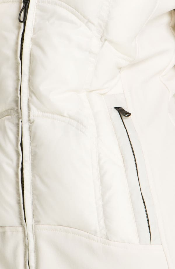 Alternate Image 3  - GUESS Wing Collar Quilted Jacket