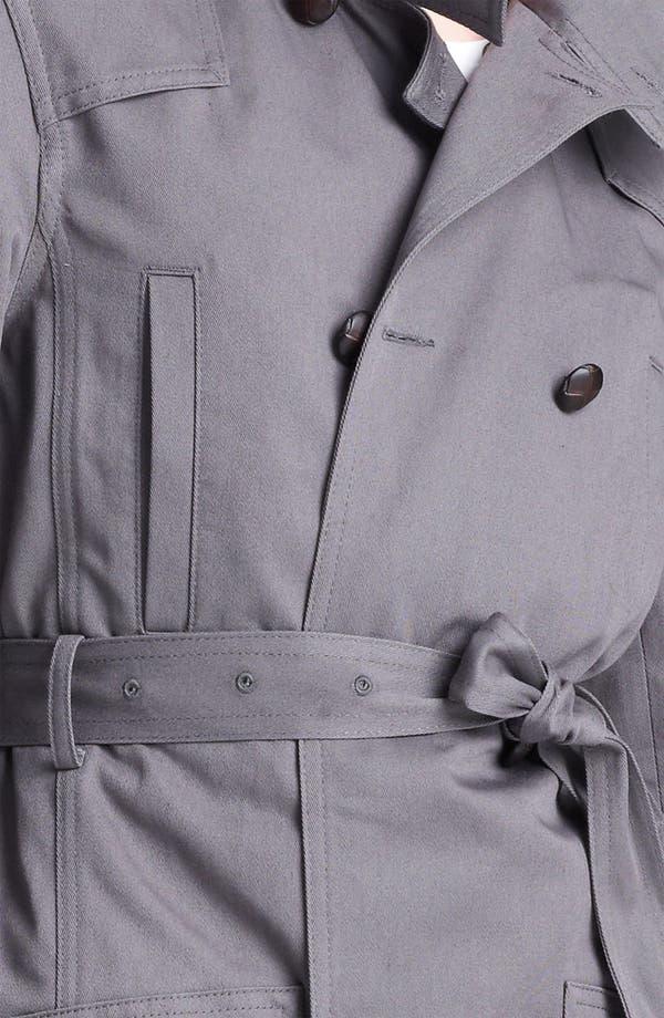 Alternate Image 3  - Topman 'Kennington' Full Length Jacket