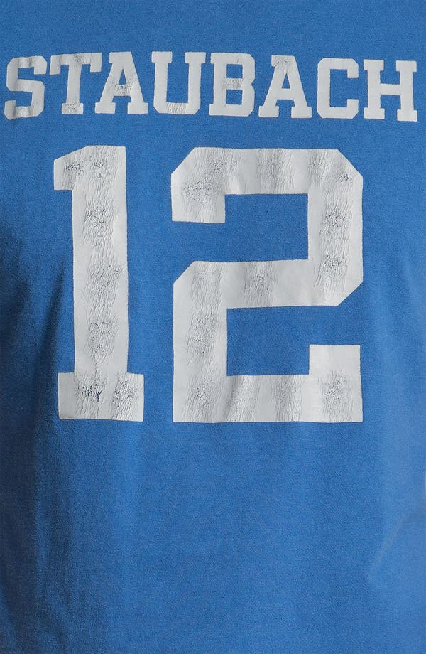 Alternate Image 3  - Red Jacket 'Roger Staubach - Nickel' T-Shirt