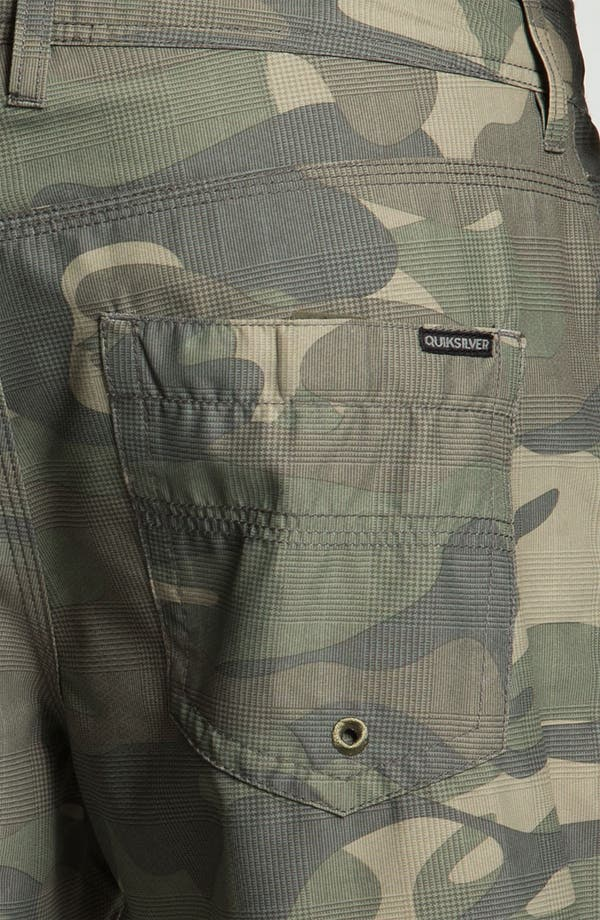Alternate Image 3  - Quiksilver 'Kickdrum' Shorts