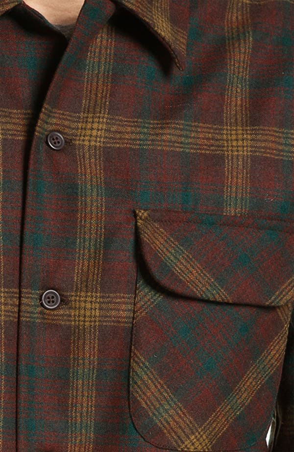 Alternate Image 3  - Pendleton 'Board' Fitted Wool Flannel Shirt