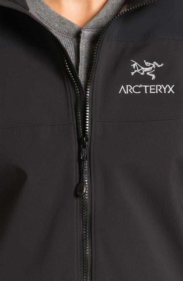 Alternate Image 3  - Arc'teryx 'Venta AR' Athletic Fit Soft Shell Jacket