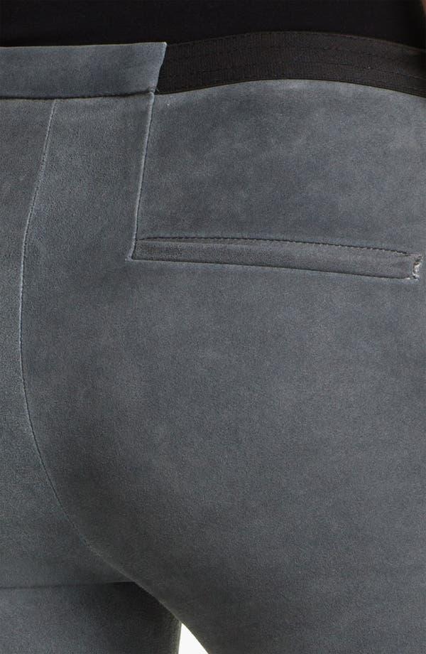 Alternate Image 3  - Helmut Lang Patina Lambskin Leather Leggings