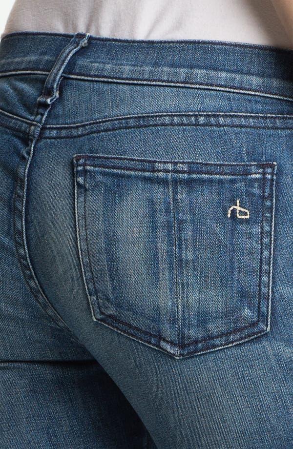 Alternate Image 3  - rag & bone 'Rally' Cargo Skinny Stretch Jeans