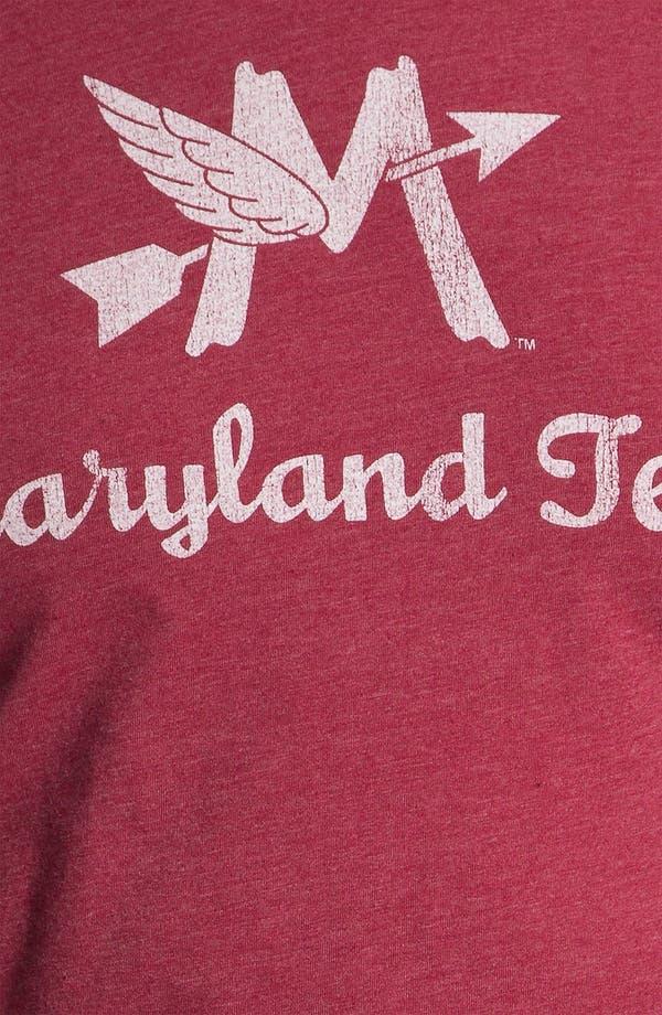 Alternate Image 3  - The Original Retro Brand 'Maryland Terrapins' T-Shirt