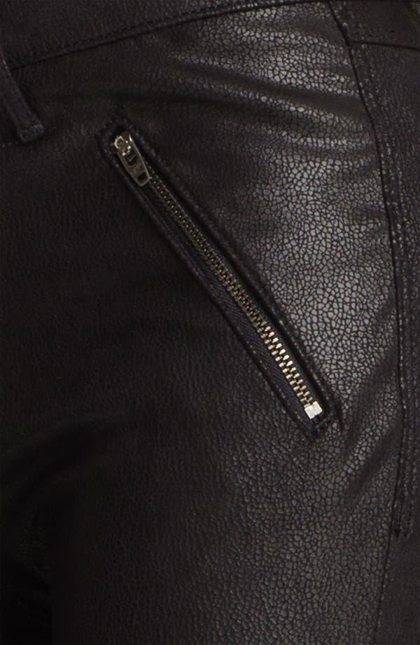 Alternate Image 3  - Habitual 'Amalia' Skinny Coated Faux Leather Pants