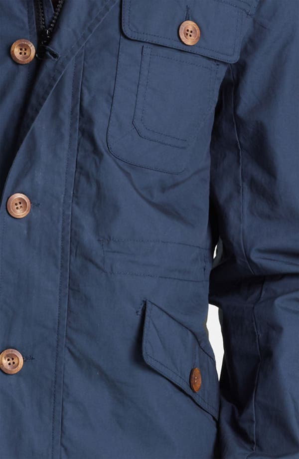 Alternate Image 3  - Topman 'Kagool' Hooded Jacket
