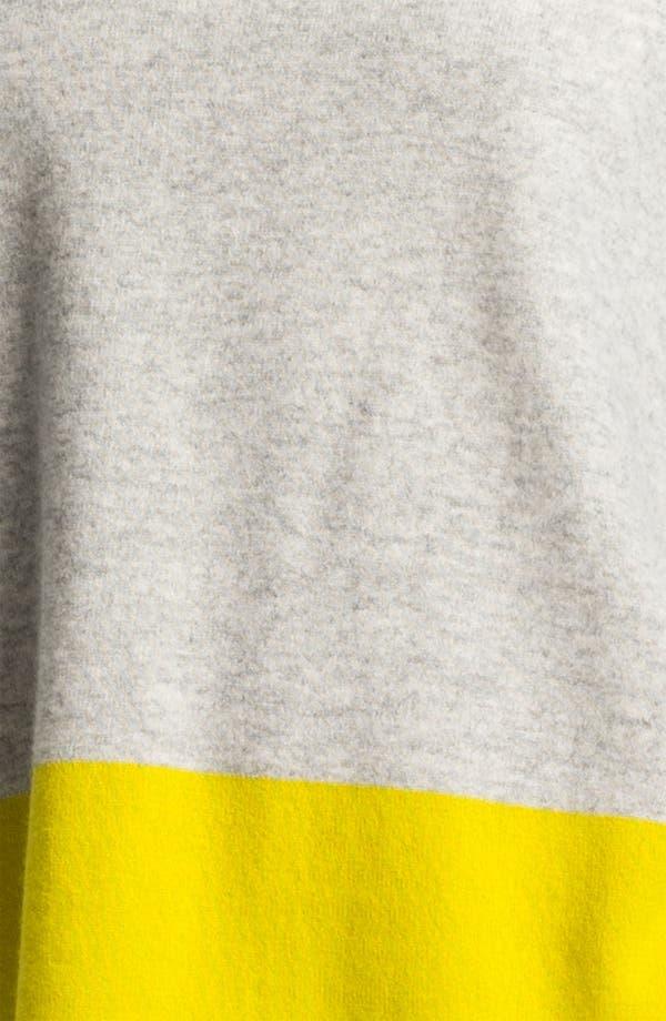 Alternate Image 3  - Vince Colorblock Cashmere Sweater