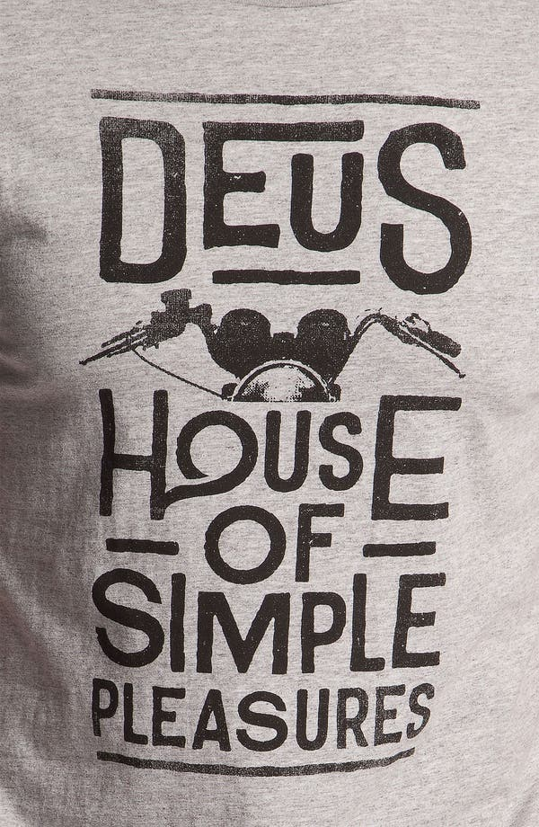 Alternate Image 3  - Deus Ex Machina 'House of Simple Pleasures' T-Shirt
