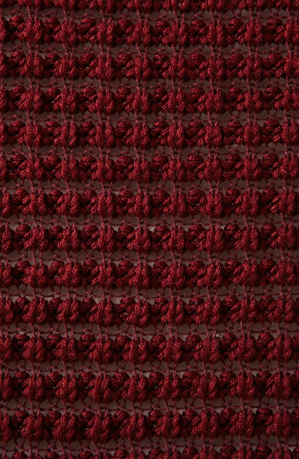 Alternate Image 3  - Topshop Textured Stitch Cardigan