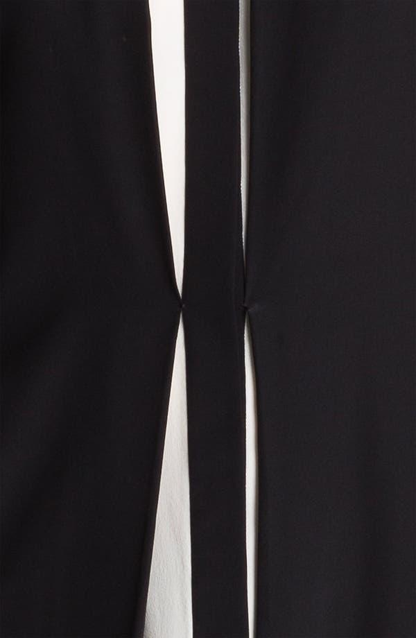 Alternate Image 3  - Alexander Wang Bicolor Sleeveless Shirtdress