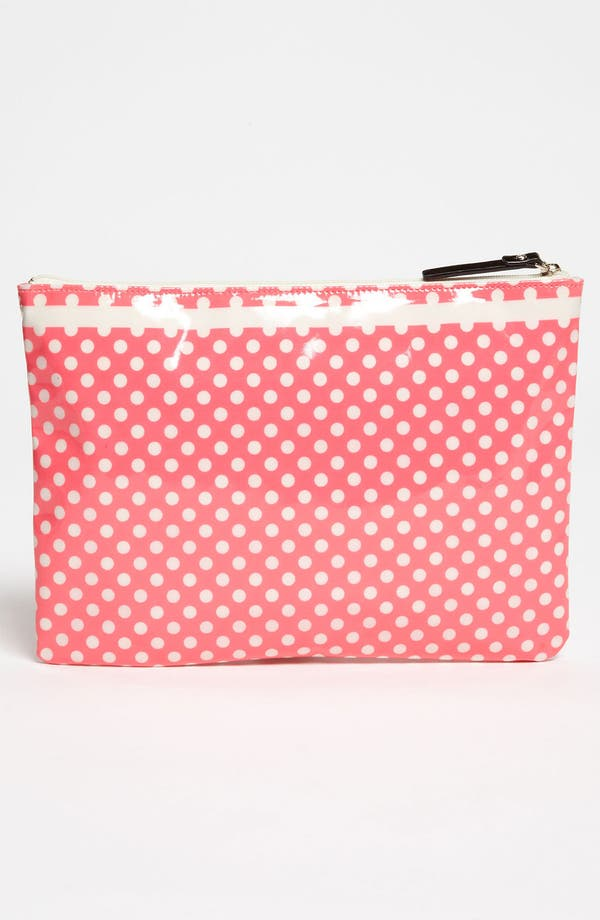 Alternate Image 4  - kate spade new york 'daycation - gia' cosmetics pouch