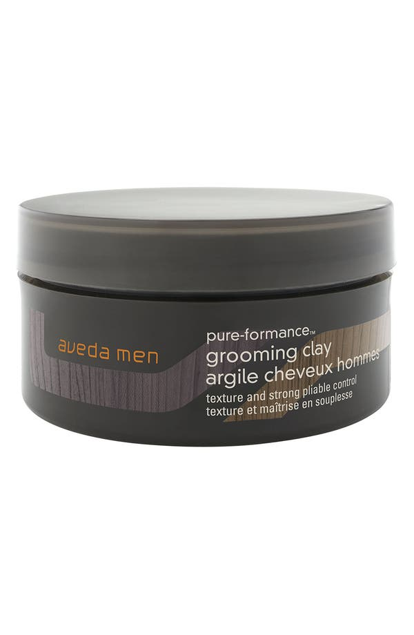 Men pure-formance<sup>™</sup> Grooming Clay,                             Main thumbnail 1, color,                             No Color