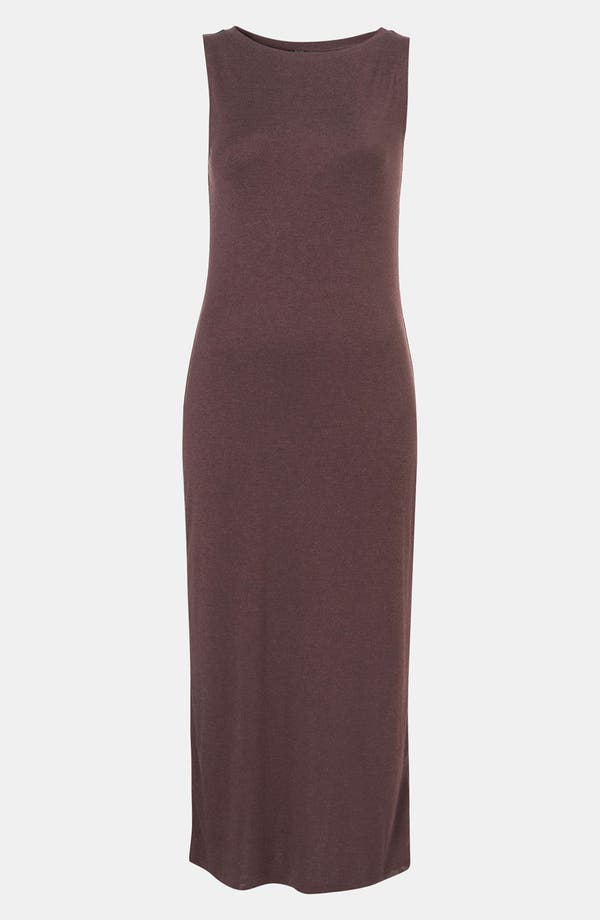 Alternate Image 1 Selected - Topshop Midi Tank Dress