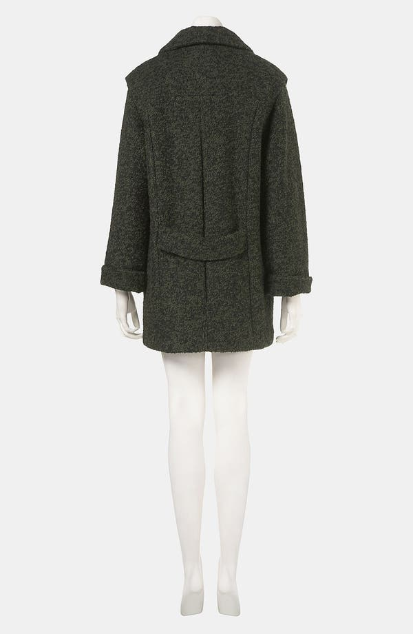 Alternate Image 2  - Topshop 'Tex' Bouclé Coat